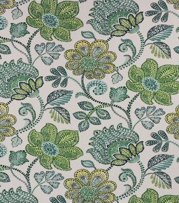 Solarium Outdoor Decor Fabric 54''-Busan Juniper