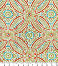 Kelly Ripa Home Outdoor Print Fabric 54\u0027\u0027-Spring Blissfulness