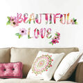 York Wallcoverings Wall Decals-Beautiful Love