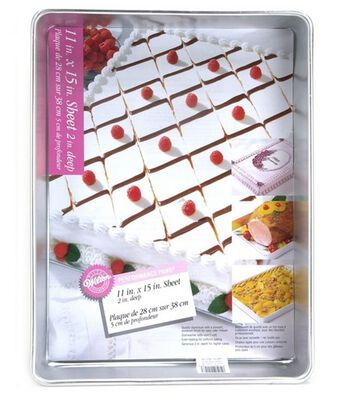 "Wilton 11""x15""x2"" Performance Sheet Pan"