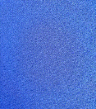 Stretch Crepe Knit Fabric-Dazzling Blue Solids