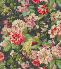 Waverly Upholstery Fabric 54\u0022-Cranford Nightfall
