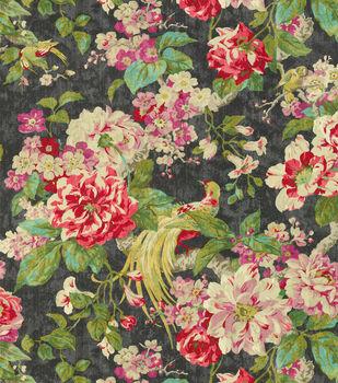 "Waverly Upholstery Fabric 54""-Cranford Nightfall"