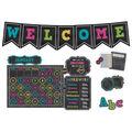 Chalkboard Brights Classroom Set