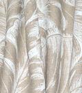 Tommy Bahama Upholstery Fabric 13x13\u0022 Swatch-Jungle Love Circa Dove