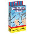 Creativity for Kids Suede Braid & Beads