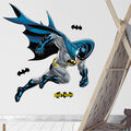 York Wallcoverings Wall Decals-Batman Bold Justice