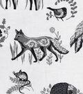 Snuggle Flannel Fabric -Boho Woodland