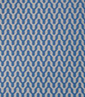 Home Decor 8\u0022x8\u0022 Fabric Swatch-Eaton Square Auction / Lagoon