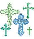 Spellbinders Shapeabilities Dies-Crosses