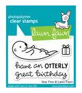 Lawn Fawn Clear Stamps 3\u0022X2\u0022-Year Five
