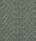 Home Decor 8\u0022x8\u0022 Fabric Swatch-Robert Allen Multi Loop Storm