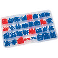 Primary Concepts Letter Tile Organizer, Pack of 2