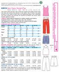 Kwik Sew Child Casual-K3519
