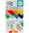 We R Memory Keepers 80-sheet 5\u0027\u0027x3\u0027\u0027 Paper Pad-Multicolor