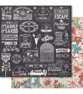 Bella! Summer Daze Double-Sided Cardstock-Life Is Good