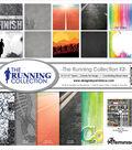 Reminisce Running 12\u0027\u0027x12\u0027\u0027 Collection Kit