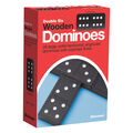 Dominoes: Double Six Wooden Dominoes Game, 6 Pack