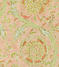 Waverly Lightweight Decor Fabric 54\u0022-Holi Festival/Rosewater