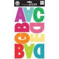 Me & My Big Ideas Large Alphabet Stickers 10 Sheets