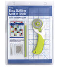 Dritz Easy Quilting Start to Finish Kit