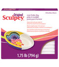 Sculpey  Polymer Clay 1.75  Pound Pack
