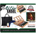 Royal Brush Easel Art Set With Easy To Store Bag-Oil Color