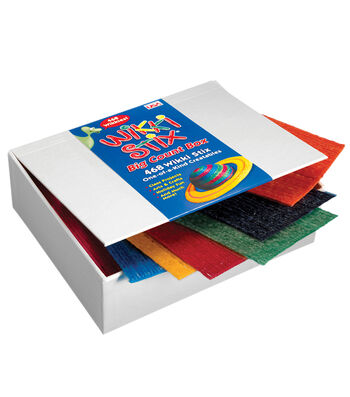 Wikki Stix Big Count Box, 468/box