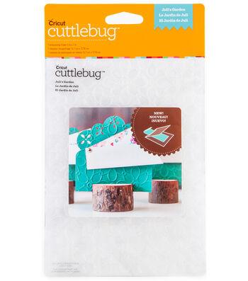 Cuttlebug Emboss 5x7 Juli's Garden
