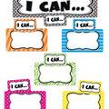 Teacher Created Resources I Can...Mini Bulletin Board Set, 3 Sets