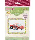 RIOLIS Happy Bee 6.25\u0027\u0027x5\u0027\u0027 Counted Cross Stitch Kit-Lightning
