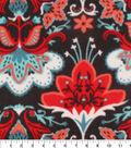Anti-Pill Fleece Fabric 61\u0022-Marrakesh Floral