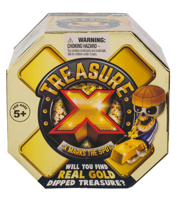 Treasure X Single Packs