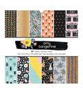 American Crafts Single-Sided Paper Pad 6\u0022X6\u0022 24/Pkg-Amy Tan Shine On