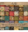 Advantus Idea-Ology Paper Stash Lost & Found Paper Pad 12\u0022x12\u0022