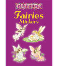 Dover Publications-Glitter Fairies Stickers