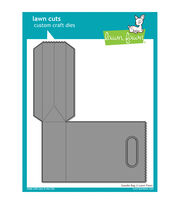 Lawn Fawn Lawn Cuts Custom Craft Die-Goodie Bag, , hi-res