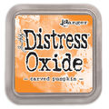 Ranger Tim Holtz 3\u0027\u0027x3\u0027\u0027 Distress Oxide Ink Pad-Craving Pumpkin