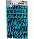Dritz Alphabet Sheet Black