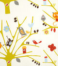 Home Decor 8\u0022x8\u0022 Fabric Swatch-Eaton Square Birdseye /  Festival