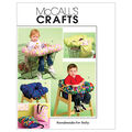 McCall\u0027s Patterns M5721 3-in-1 Shopping Cart & High Chair Cover