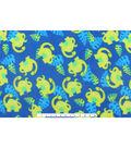 Anti-Pill Fleece Fabric 59\u0022-Hungry Dinos
