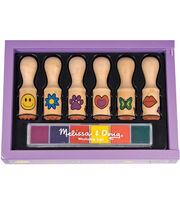 Melissa & Doug Happy Handle Stamp Set, , hi-res