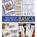 Leisure Arts-The Best Of Cross Stitch Basics