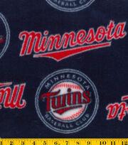 Minnesota Twins Fleece Fabric -Tossed, , hi-res