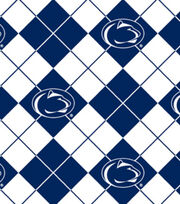 "Penn State University Nittany Lions Fleece Fabric 58""-Argyle, , hi-res"
