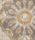 ED Ellen DeGeneres Upholstery Fabric 54\u0027\u0027-Cognac Chalette