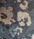Brocade Fabric 56\u0022-Animal Print