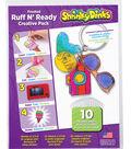 Shrinky Dinks 8\u0027\u0027x10\u0027\u0027 Frosted Ruff N\u0027 Ready Sheet Creative Pack