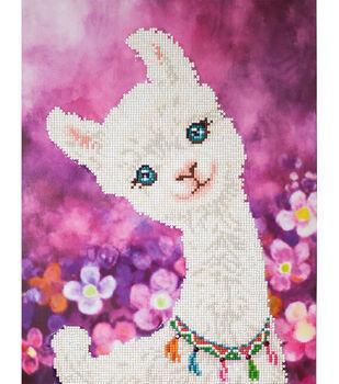 Diamond Dotz Kit-Lulu Llama